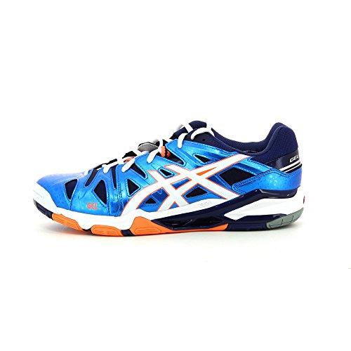 Shoes GEL-SENSEI 5 DIVA BLUE/WHITE/ORANGE 14/15 Asics 12,5 (US) DIVA BLUE/WHITE/ORANGE