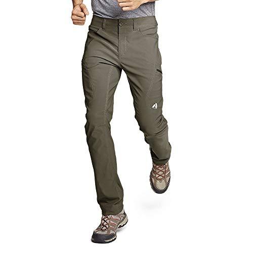 Eddie Bauer Men's Guide Pro Pants, Slate Green Regular 34/30