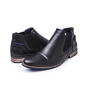 GLOBALWIN Mens 1638 Chelsea Boots