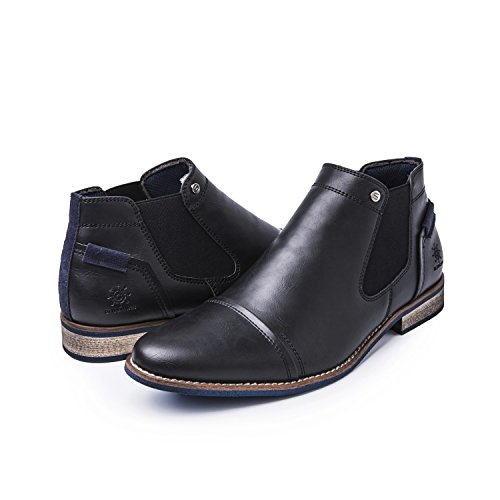 GW Mens 16381 Chukka Boots 9.5M,Black