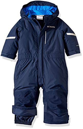 Columbia Kids' Toddler Buga II Suit, Collegiate Navy, 2T