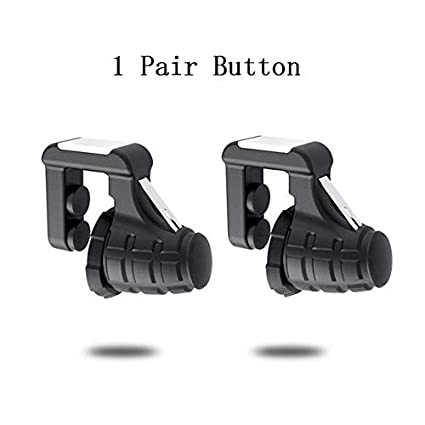 Amazon.com: Ocamo PUBG Mobile Phone Game Trigger Fire Button Gamepad Controller Six Fingers Linkage Gaming Joystick Aim Key Shooter Game Button: Electronics