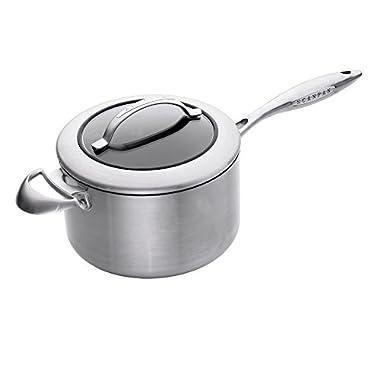 Scanpan CTX 4qt Covered Sauce Pan