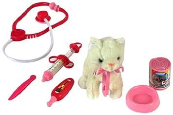 jouet chat veterinaire