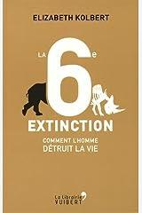 La sixieme extinction Pocket Book