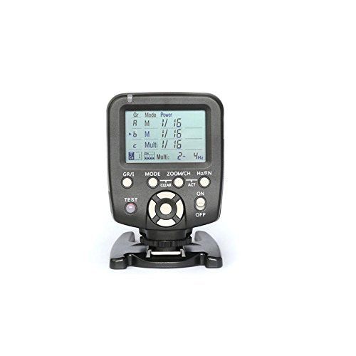 Manual Flash (Yongnuo YN560-TX 16 Wireless Channel Manual Flash Controller for Canon Cameras, 328.08' Transmission Range, FSK 2.4 GHz Frequency)