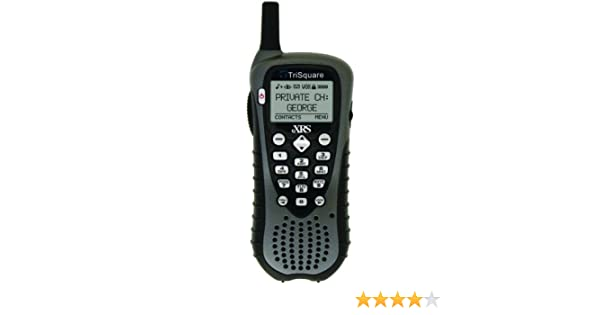 Amazon TriSquare TSX300 EXRS Digital Two Way Radio Cell Phones Accessories