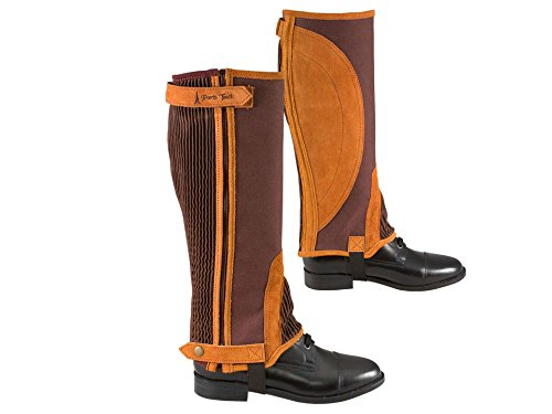 Suede 1/2 Chaps - 8