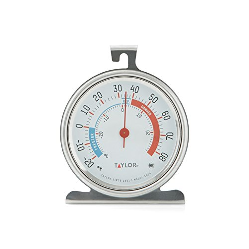Taylor Classic Fridge Freezer Thermometer product image