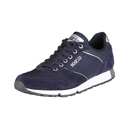 Sparco - DAVIDSTOW Zapatillas De Corte Bajo De Cordones Para Hombre