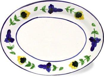 Dansk San Nicolo Oval Platter
