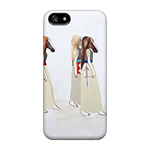 For SYIwNat7934UpAVW Deedee Cheriel Protective Case Cover Skin/iphone 5/5s Case Cover