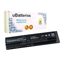 UBatteries Laptop Battery 484170-001 For HP Pavilion dv4 dv5 dv6 Series - 12 Cell, 8800mAh