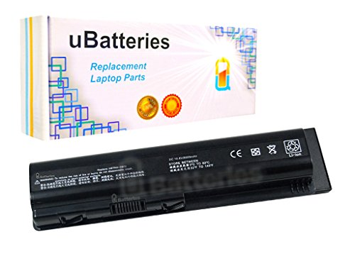 UBatteries Compatible 96Whr Battery Replacement For HP Pavilion dv6-1354us dv6-1355dx dv6-1358ca dv6-1359wm dv6-1360us dv6-1361sb dv6-1362nr dv6-1363cl dv6-1375dx dv6-1378nr 12 Cell, 8800mAh