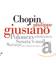 Chopin: Polonaises; Sonata in C minor Op. 4