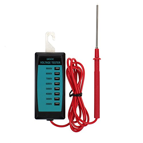 Fence Tester (all-sun LED Fence Tester Electric Voltage Tester Max 9000V)