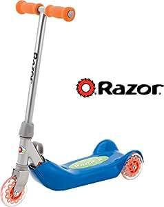 Razor Folding Kiddie Kick Scooter, Escúter Plegable  - Azul