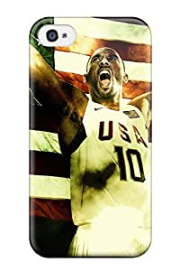 New Style New Premium Case Cover For Iphone 4/4s/ Kobe Bryant Protective Case Cover