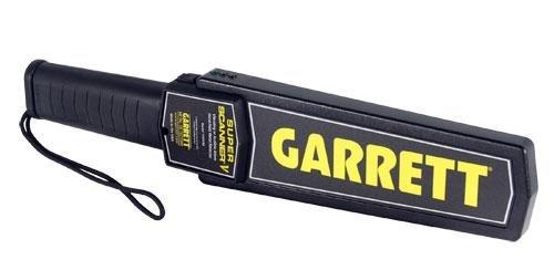 Garrett 1165190 Super scanner V Metal Detector - Metal Detector Wand