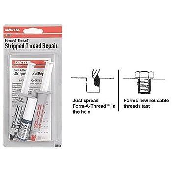 Loctite Stripped Thread Repair Tip | Fix My Hog - YouTube