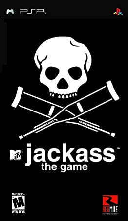 Jackass: The Video Game - Sony PSP