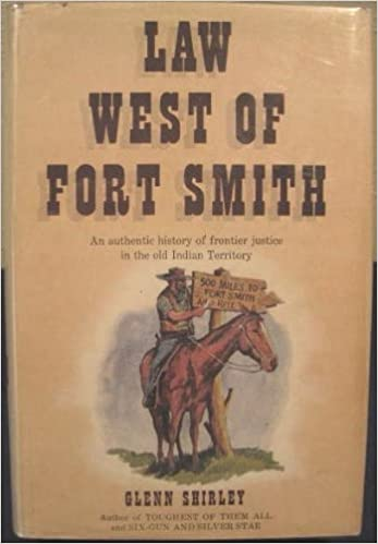 Image result for law west of fort smith