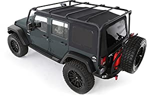 Amazon Com Smittybilt 76717 Src Roof Rack For Jeep Jk 4