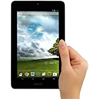 Asus MeMO Pad 7.0-Inch Touchscreen Tablet with ARM Cortex A-9 Processor (1.0GHz), 1 GB DDR3 RAM, 16 GB Memory and Android OS, Gray, ME172V-A1-GR (Certified Refurbished)