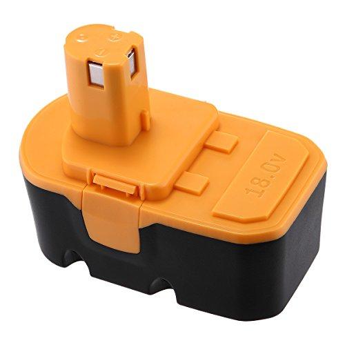 Powerextra Clearance Sale 18V 2000mAh Ryobi Battery Replacement For Ryobi ONE+ Ryobi P100 Ryobi P101 Cordless Power Tools Ryobi 18V Battery