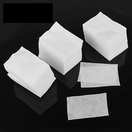 DaoRier 900/pcs /à Ongles Dissolvant de Coton Serviette