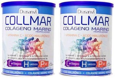 Collmar 275 gr Colágeno Marino Hidrolizado, Ãcido Hialurónico y ...