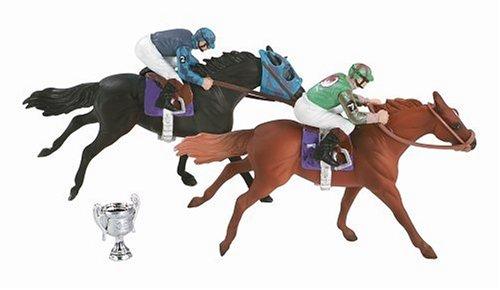 Breyer Horses: Dreamers Stablemates Sonador Race Set -