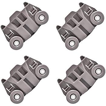Amazon Com W10195417v W10195417 Dishwasher Wheels Lower