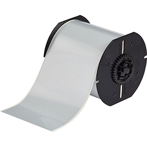 Brady B30C-4000-434 Metallized Polyester Continuous Tape, 130' x 4