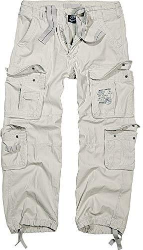 Brandit VintagePantalón De Pure CargaOld White YbI76fgyv