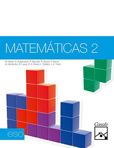 Matemáticas 2 ESO (2012) - 9788421844007 Vv.Aa.