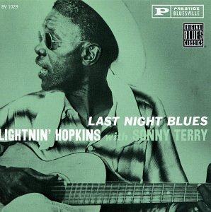 UPC 025218054829, Last Night Blues