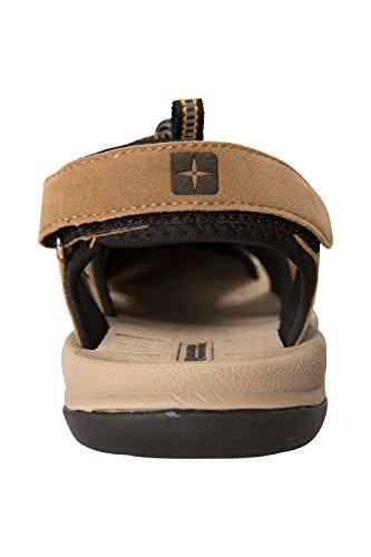 Schuhe Sandalen aus Sommerschuhe Bay Warehouse Schaumstoffpolsterung Spaziergänge Mountain Reisen mit Für Strand leicht Neoprenfutter Braun Herren Synthetik Reef Shandalen für q47pB