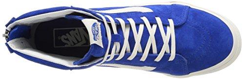 Vans U Sk8-Hi Slim Zip Scotchgard - Zapatillas bajas unisex Scotchgard/Blue