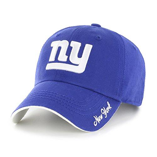 OTS NFL New York Giants Women's Accolade Challenger Adjustable Hat, Women's, Royal