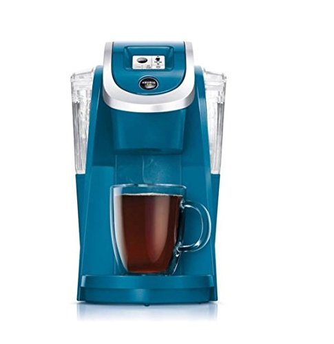 Keurig® 2.0 K200 Coffee Maker Brewing System(Peacock Blue) For Sale