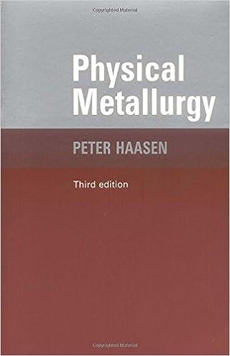 Book Physical Metallurgy 3ed