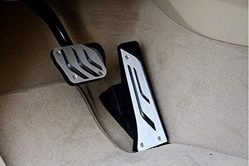 Benzin-Brems-Pedalabdeckung f/ür 1 2 3 4 5 6 7 Serie Z4 X 3 X4 X 5 X6 F20 F30 F31 F32 F34 F36 F10 F07 F01 F25 F15 F16 F26 F12 G11 E70 E71