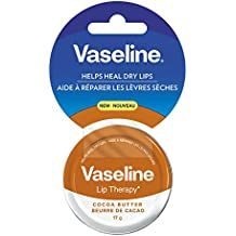 Vaseline Lip Therapy Cocoa 17g {Imported from Canada}