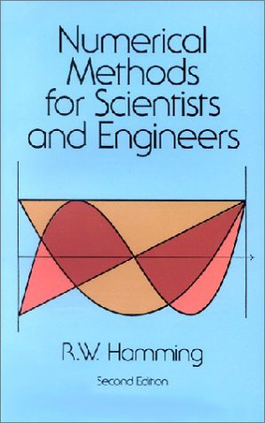 Numerical Methods for Scientists and Engineers (Dover Books on Mathematics)