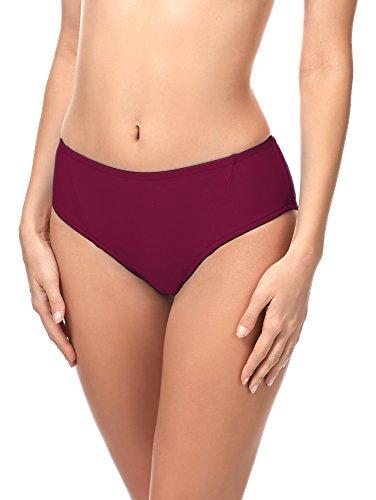 18 Borgogna Style 5288 Merry Donna Slip Bikini wH44UI