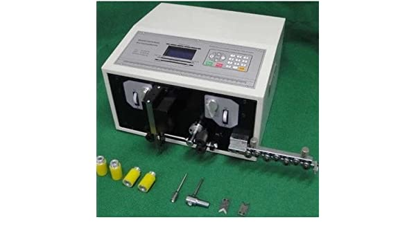 Automatic Wire Cutting Machine | Gowe Computer Automatic Wire Stripping Machine Wire Cutting Machine