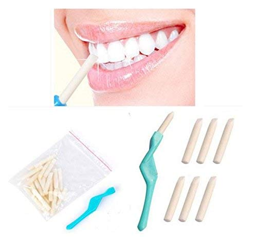 (25Pcs Teeth Whiteningthe Teeth Eraser Useful Cleaning Tool Cleaning Up Tartar)