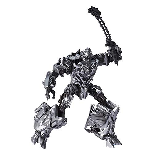 Transformers Toys Studio Series 54 Voyager Class Movie 1 Megatron Action Figure – Ages 8 & Up, 6.5″