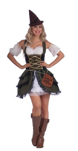 Forum Novelties Robyn The Rich Bandit Costume,